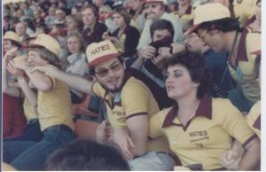 Intervarsity Maties vs Ikeys 1979