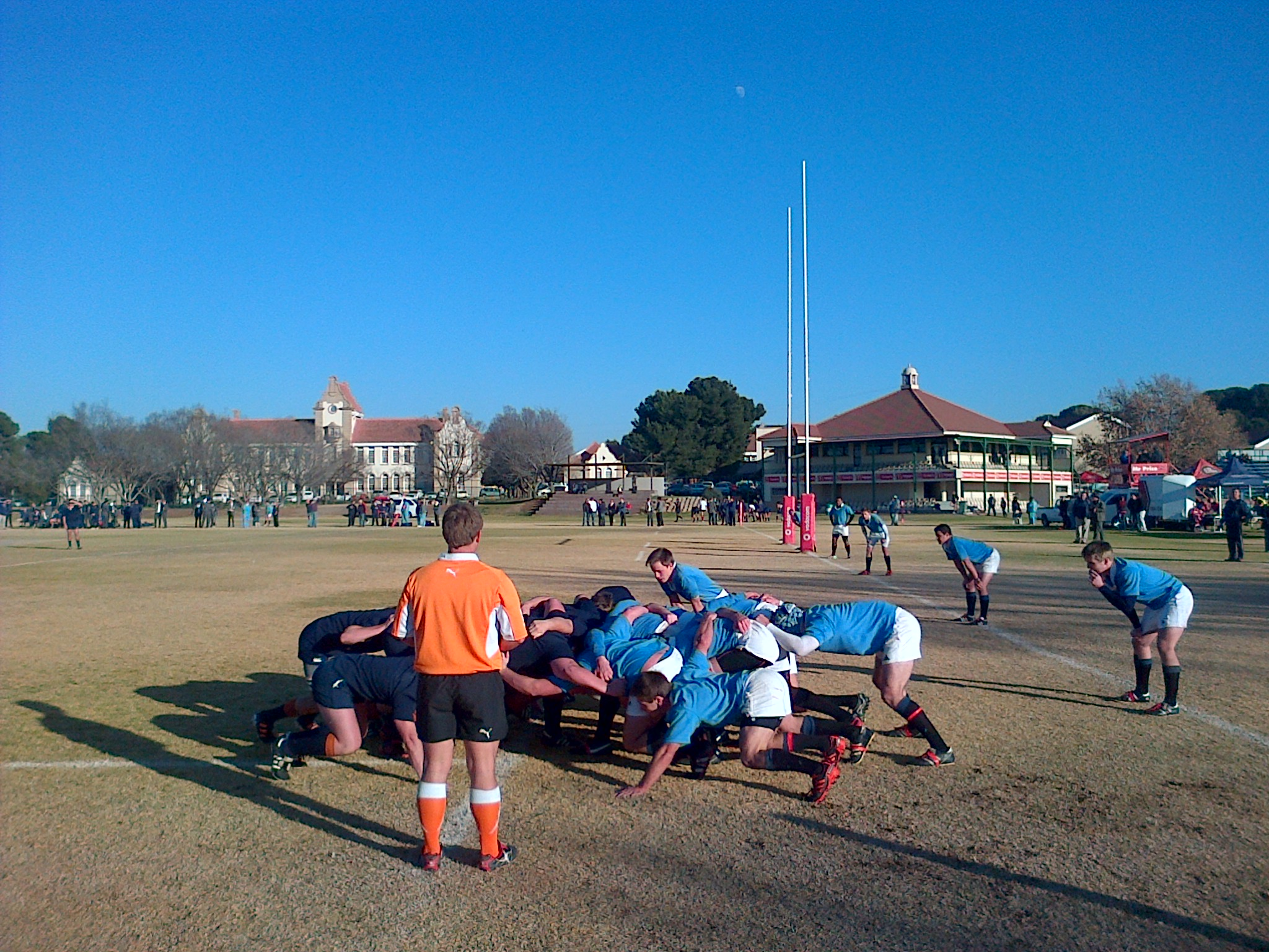 Sanctor High School Port Elizabeth