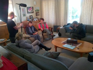 TV Recording of Hospice Ad